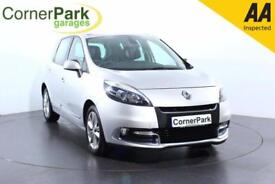2012 RENAULT SCENIC DYNAMIQUE TOMTOM LUXE ENERGY DCI S/S MPV DIESEL