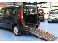 Fiat Doblo AUTO Wheelchair car disabled accessible vehicle mobility van ramp