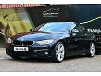 2014 BMW 4 Series 3.0 435I M SPORT AUTOMATIC CONVERTIBLE 2d 302 BHP Convertible