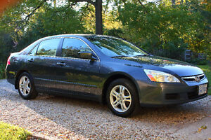 2006 Honda Accord SE Sedan Kitchener / Waterloo Kitchener Area image 1