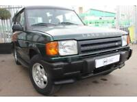 1997 R LAND ROVER DISCOVERY 2.5 ES TDI 5D 111 BHP-LEFT HAND DRIVE-1 OWNER FROM N