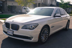 2011 BMW 7-Series $22,500 (BEST PRICE: WONT STAY LONG)
