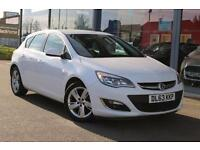 2014 VAUXHALL ASTRA 1.6i 16V SRi 17andquot; ALLOYS, AIR CON and B TOOTH