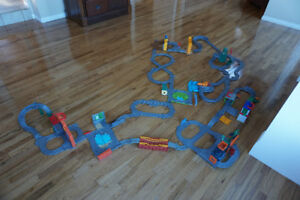 Thomas the Train - over 50 pieces of track