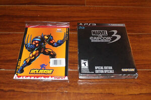 Marvel vs Capcom 3: Special Edition (sealed)