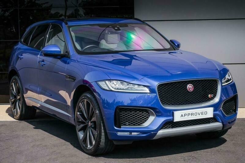2016 Jaguar F Pace 3 0 V6 Diesel 300ps First Edition Awd In Poole Dorset Gumtree