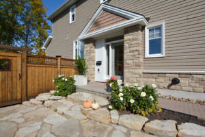 OPEN HOUSE Sunday 2-4 - Large Premium Lot backing on Greenspace!