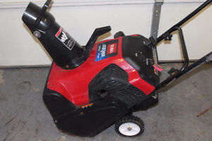 "Toro CCR 24520"" single stage 2 cycle snowblower Snow Blower"