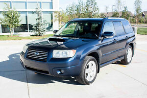 2006 Subaru Forester 2.5XT Premium Wagon, Fully maintained!