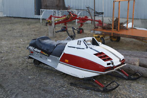 Bombardier Ski-Doo Citation 4500 1982