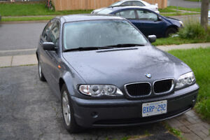 2002 BMW 3-Series 325xi AWD