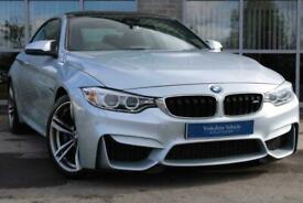 2015 BMW M4 3.0 BiTurbo DCT (s/s) 2dr Auto Coupe Petrol Automatic