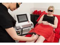 £799 for Six Sessions Full Body Laser Hair Removal