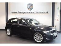 2011 11 BMW 1 SERIES 2.0 116D M SPORT 5DR 114 BHP DIESEL