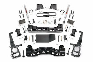 FORD F-150 6 INCH SUSPENSION LIFT KIT