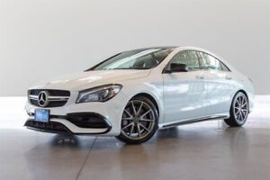 2017 Mercedes Benz CLA45 AMG 4MATIC Coupe