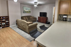 Downtown all inclusive 2 bedroom grad student apartment