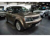 2010 Land Rover Range Rover Sport 3.0 TDV6 SE 5d 245 BHP Auto Estate Diesel Auto