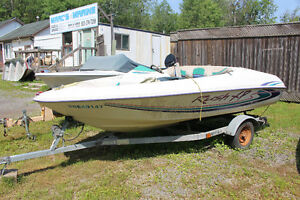 NICE BOAT TRAILER FROM 12 TO 16. FOOT $595.00