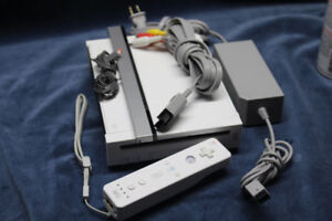 Nintendo Wii Gaming Console/System