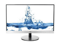 "AOC I2369VM IPS LED 23"" FULL HD MONITOR with speakers"