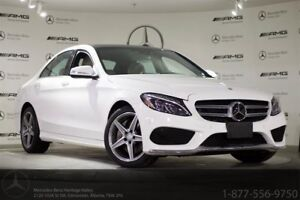 2015 Mercedes-Benz C400 Intelligent Drive Package & Premium Pack