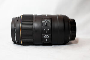 Sigma 105mm f/2.8 EX DG OS HSM Macro for Canon West Island Greater Montréal image 2