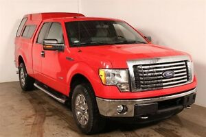 "Ford F-150 4WD SuperCab 145"" 2011"