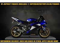 2008 58 YAMAHA R6 600CC 0% DEPOSIT FINANCE AVAILABLE