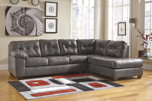 ASHLEY AND IMPORTED MODERN SECTIONAL SALE