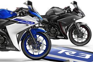 2015 & 2016 Yamaha R3 Rebates on 2015! $4,199!