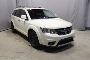 2012 JOPURNEY RT AWD  3rd row... NO CREDIT REFUSED  100%
