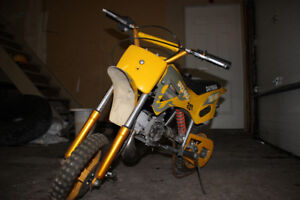49cc Dirtbike Daymak Jazz