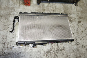 JDM Subaru Impreza OEM Radiator With Fans Automatic 2004-2005