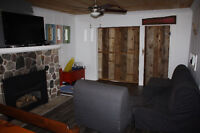Grand Bend village family cottage, August open