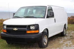 2009 Chevrolet Express  Van