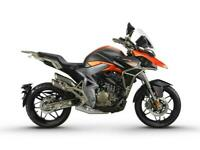 """Zontes T310 A2 Adventure Bike NEW T2 17"""" In Stock"""