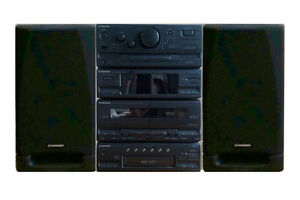 PIONEER Tape Deck Multi-Play CD Player PDC-P520M