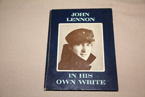 """JOHN LENNON FIRST EDITION """" In His Own Write"""""""
