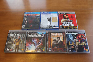 PS4 Metal Gear Solid V and Star Wars Battlefront + 5 FREE GAMES