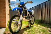 Yamaha wr450f MY14 Derrimut Brimbank Area Preview