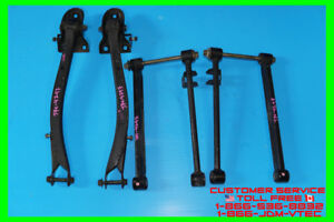Subaru Impreza GC8 Rear Lateral Links & Trailling Arms 1993-2001