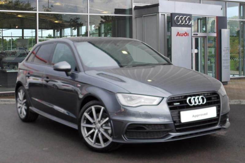 2016 audi a3 sportback tdi quattro s line semi auto hatchback in lincoln lincolnshire gumtree. Black Bedroom Furniture Sets. Home Design Ideas