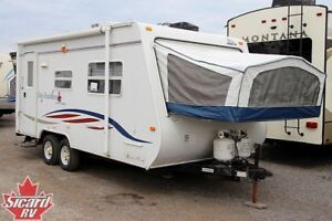2007 JAYCO JAY FEATHER EXP 19H