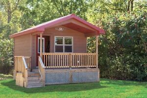 Wanted:  Cottage, cabin or trailer for July 2017 visit