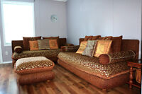 Moroccan Couches
