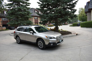 2016 Subaru Outback 3.6R Limited with Tech Package