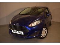 2014 FORD FIESTA STYLE !! £500 OFF SCREEN PRICE - THIS WEEKEND ONLY !! HATCHBACK