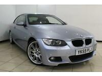 2010 59 BMW 3 SERIES 2.0 320D M SPORT HIGHLINE 2DR AUTOMATIC 175 BHP DIESEL