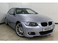 2010 59 BMW 3 SERIES 2.0 320D M SPORT HIGHLINE 2DR AUTOMATIC 175 BHP DIESEL